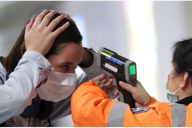 Kiểm tra thân nhiệt nhằm phát hiện Virus Corona