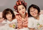 Thúy Nga cười ra nước mắt khi con gái làm văn tả mẹ cao 30m