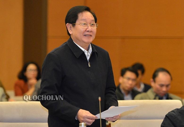Chủ tịch QH: Tách ra có thêm ghế ngồi, nhập vào người thế này, thế khác