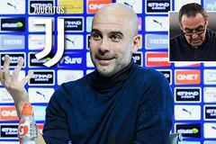 Pep Guardiola bỏ Man City, về Juventus thay Sarri