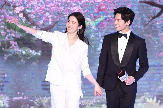 Rộ tin Lưu Diệc Phi và Dương Dương tổ chức lễ cưới vào tháng 3