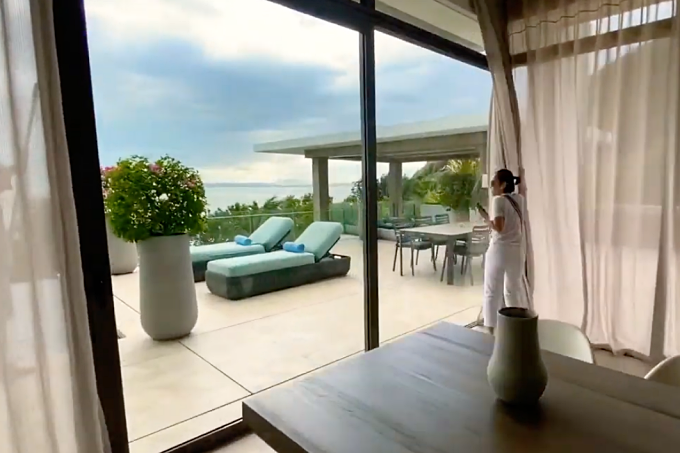 Có gì trong biệt thự triệu đô mới tậu của ca sĩ Thu Minh?