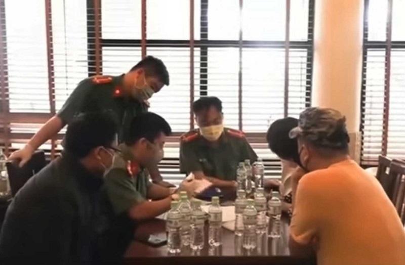 Khách sạn ở Đà Nẵng cho 16 người Trung Quốc lưu trú không khai báo