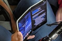Điện thoại Android của Microsoft lộ diện