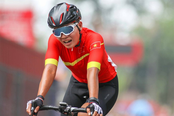 Vietnamese cyclists to compete in Asian championship this March