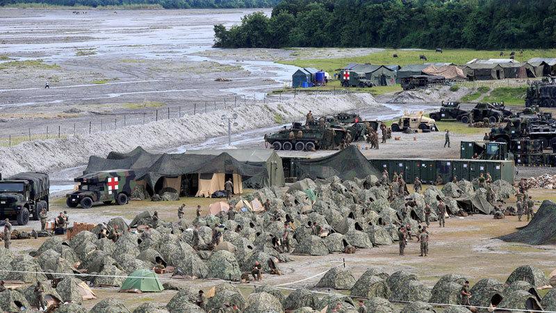 Hủy thỏa thuận then chốt, quan hệ Mỹ-Philippines thêm băng giá