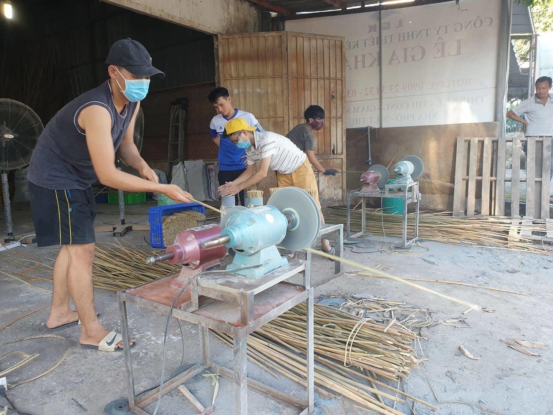 Chàng trai đưa ống hút tre Việt ra thế giới