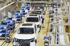 Nissan to shut Japan factory due to shortage of Chinese parts