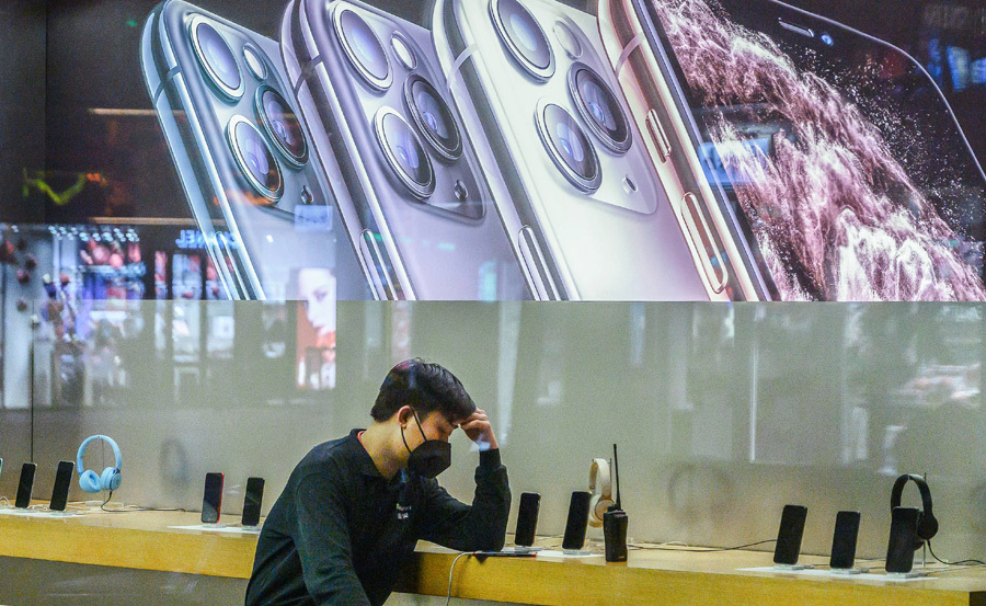 Apple có thể đối mặt với khủng hoảng chưa từng có do virus Covid-19