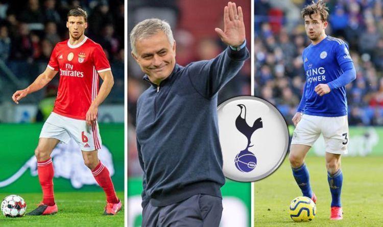 Mourinho 'thay máu' chưa từng có ở Tottenham