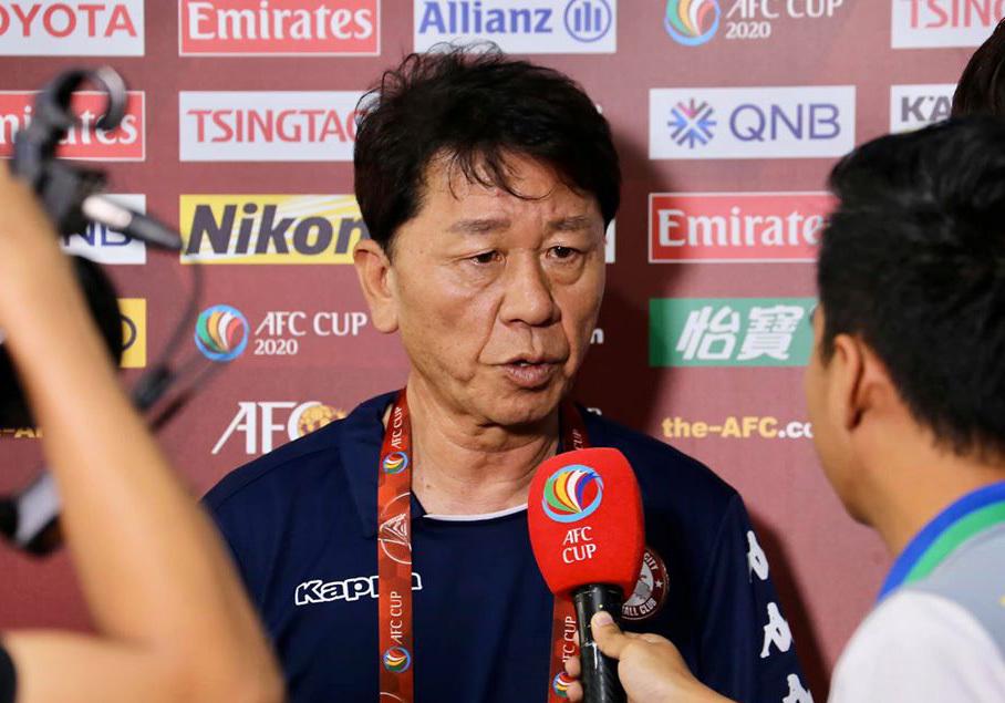 Công Phượng lập công, HLV Chung Hae Soung hài lòng