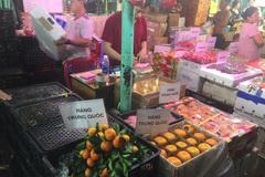 Các cửa khẩu tạm đóng sao rau củ quả Trung Quốc vẫn bán đầy chợ?