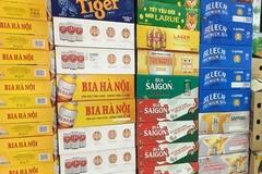 Giữa mùa dịch corona, bia giảm giá vẫn ế hàng
