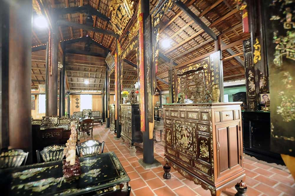 nhà cổ,Đồng Tháp