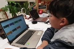 Trường ngoài công lập của Hà Nội được thu tiền hỗ trợ học trực tuyến