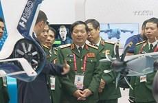 Vietnam attends Singapore Airshow