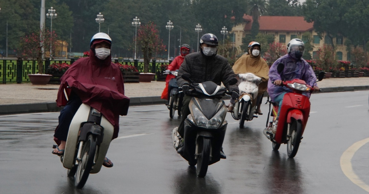 Cold and rainy weather predicted for the north