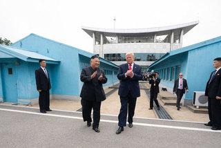 Ông Trump sẵn sàng gặp lại Kim Jong Un nhưng 'kèm điều kiện'