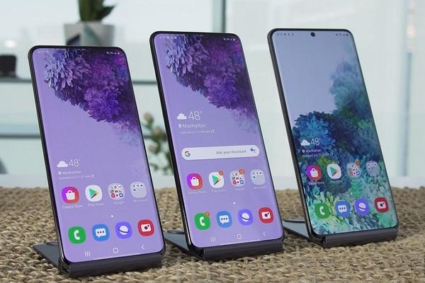 Galaxy S20, S20 Plus và S20 Ultra đối dầu với các flagship của Apple
