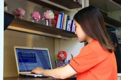 Tránh dịch nCoV: trường ĐH, CĐ giải đáp online thông tin tuyển sinh 2020