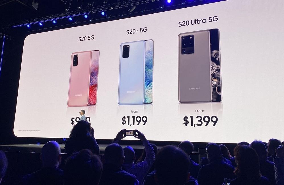 Mạng 5G,Samsung