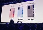 Các nhà mạng mở rộng 5G ở băng tần thấp khi Samsung ra mắt Galaxy S20