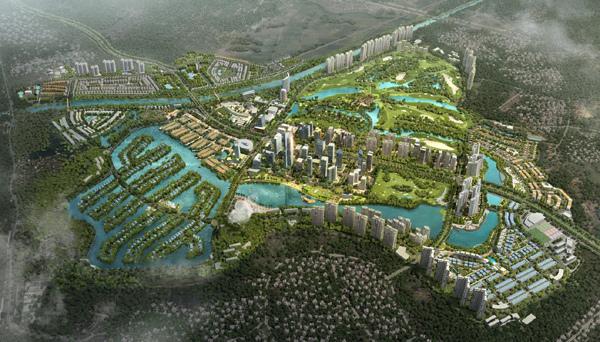 đô thị xanh