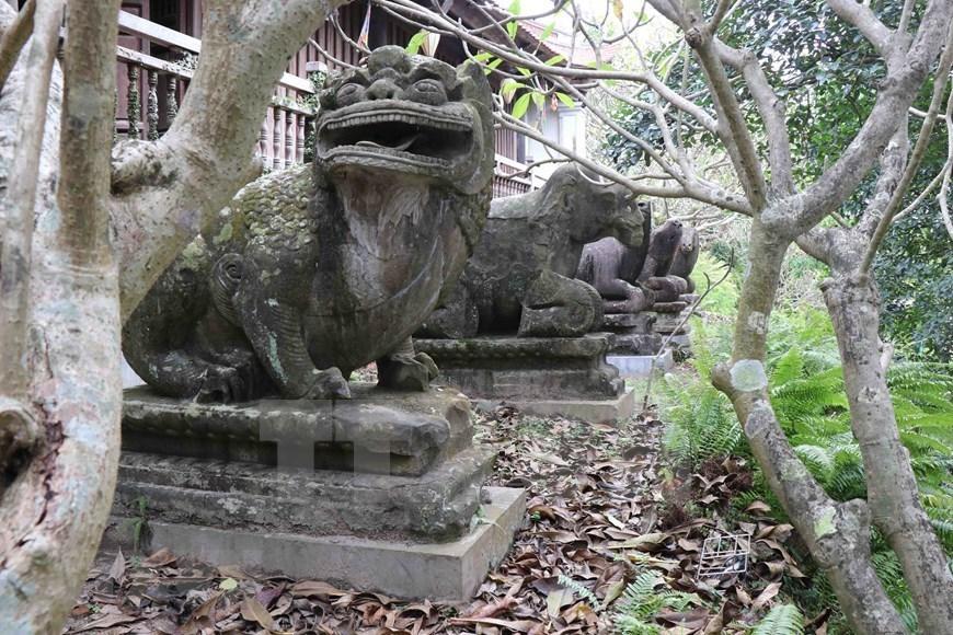 Phat Tich Pagoda,Vietnamese Buddhism,Lan Kha Mountain,Phat Tich Commune,Tien Du District,Bac Ninh Province