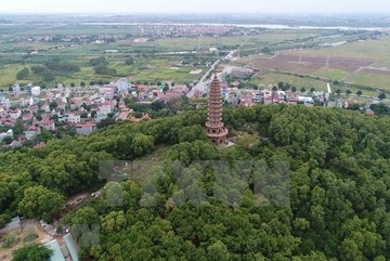 Phat Tich Pagoda: Pilgrim heaven