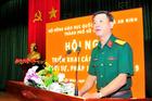 Bổ nhiệm 2 Thiếu tướng giữ chức Phó tư lệnh Quân khu