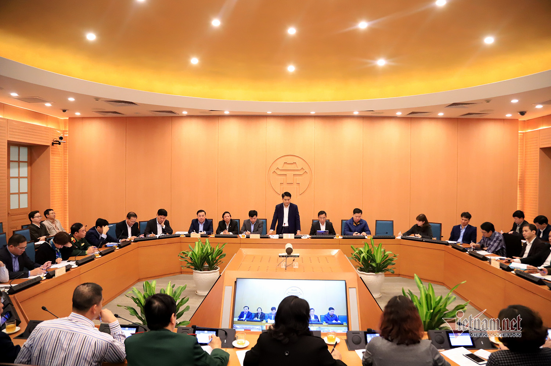 Hà Nội xem xét phát miễn phí 600 nghìn khẩu trang tịch thu được