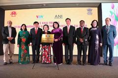 Khai trương cơ quan thường trú Đài tiếng nói Việt Nam tại Ấn Độ