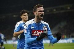 Lukaku tịt ngòi, Inter khóc hận vì siêu phẩm của Napoli