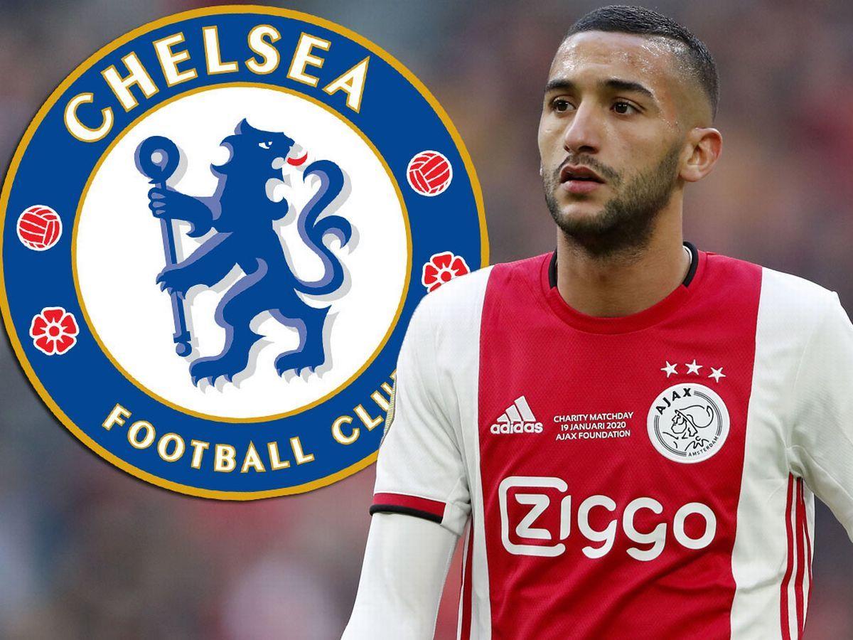 Chelsea dốc két 38 triệu bảng chiêu mộ Hakim Ziyech