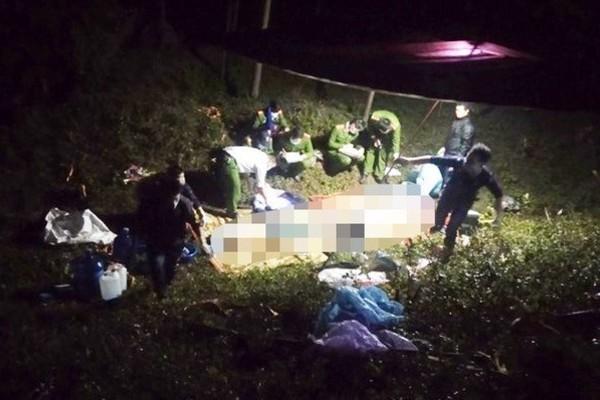 3 người trong gia đình ở Hà Nội tử vong thương tâm khi đi chùa về