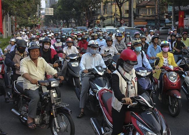 HCMC seeks to build elevated roads