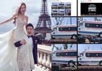 Huỳnh Hiểu Minh tặng xe cứu thương để tên Angela Baby cho vùng dịch Covid-19