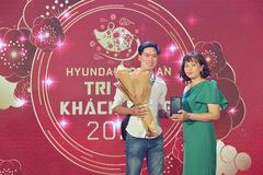 Hyundai Ngọc An mừng sinh nhật tuổi 25