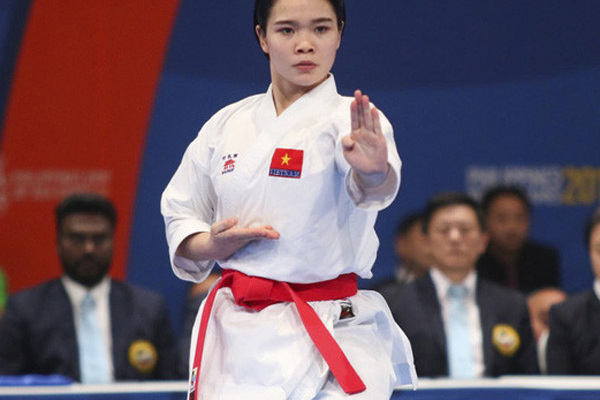 Karate star Phuong to compete at Dubai Karate 1 Premier League