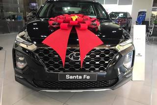 Xe SUV tháng 1: Toyota Fortuner ế ẩm, Hyundai SantaFe lên ngôi