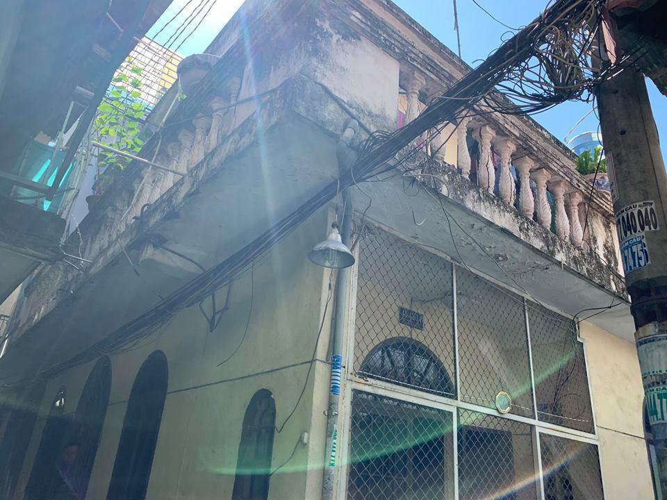 Nhà cũ hoang tàn bỗng hóa thành biệt thự với 650 triệu