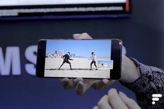 """Quay video 8K bằng Galaxy S20 """"ngốn"""" dung lượng bộ nhớ thế nào?"""