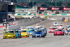 Porsche Carrera Cup Asia confirmed as Vietnam F1's supporting race