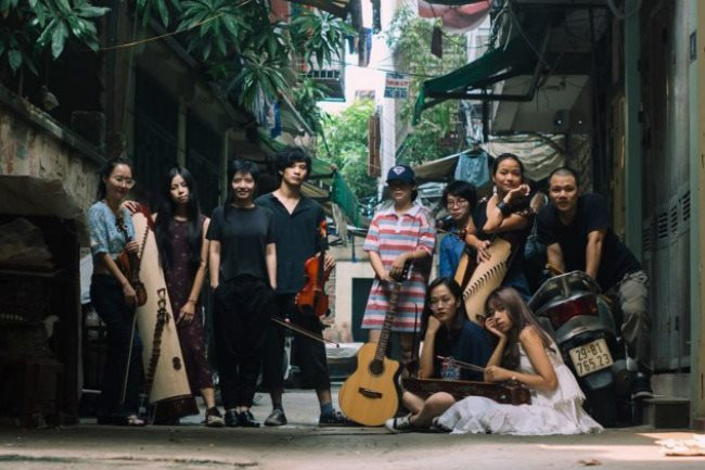 Residency program promotes experimental and contemporary music
