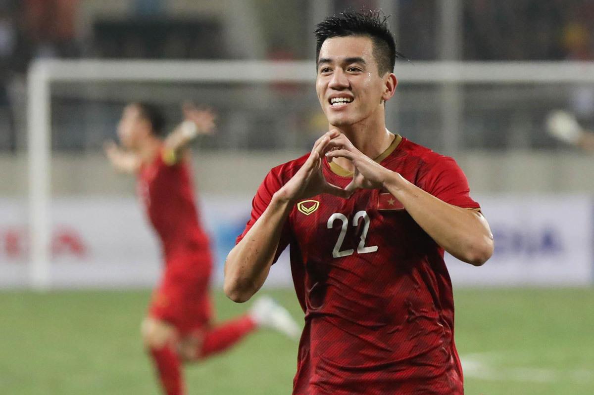 Tiến Linh trả lời FIFA: 'Việt Nam quyết thắng vòng loại World Cup'