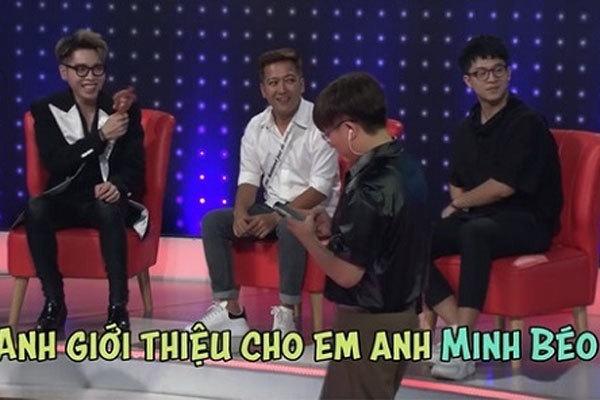 Trấn Thành bị chỉ trích khi gán ghép Đức Phúc với diễn viên ấu dâm Minh Béo