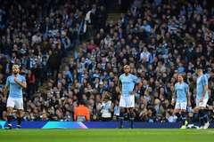 Man City có thể… xuống hạng sau lệnh cấm C1