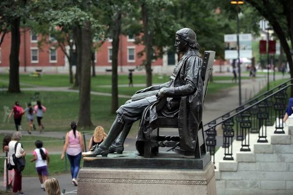 ĐH Harvard, Yale bị điều tra vì nhận tiền từ Trung Quốc