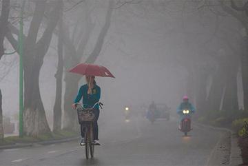 Dự báo thời tiết ngày 14/2, miền Bắc nồm ẩm ngày Valentine