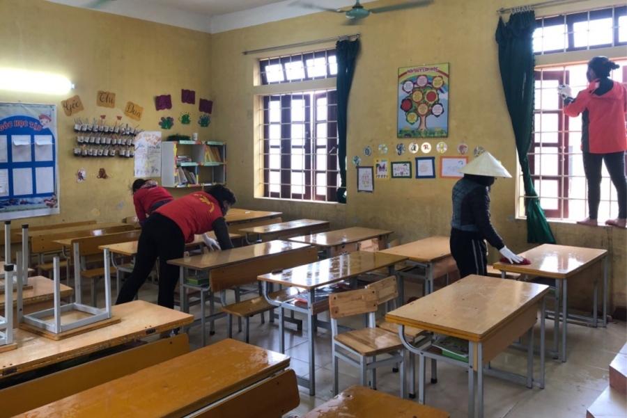 Những người thầy thầm lặng ở Sơn Lôi thời chống dịch
